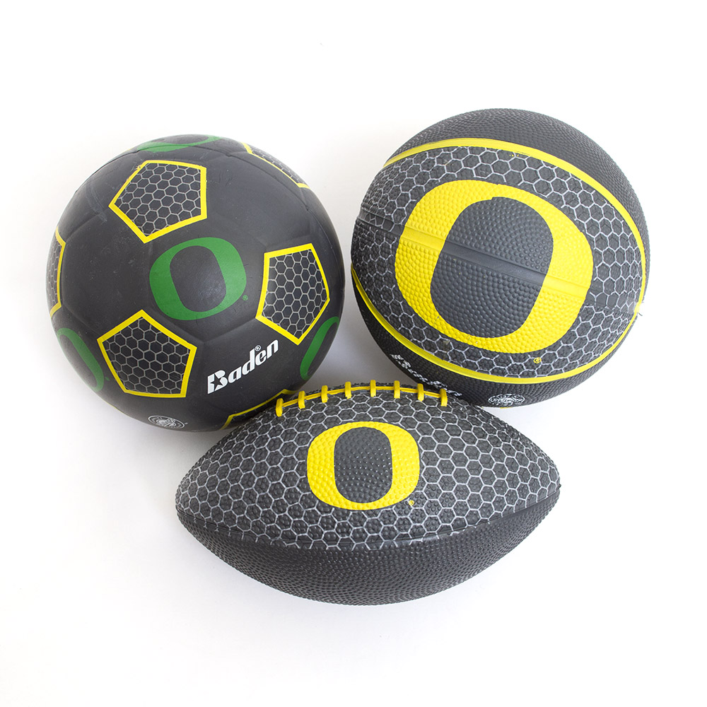 Classic Oregon O, 3 Pack, Sports, Balls
