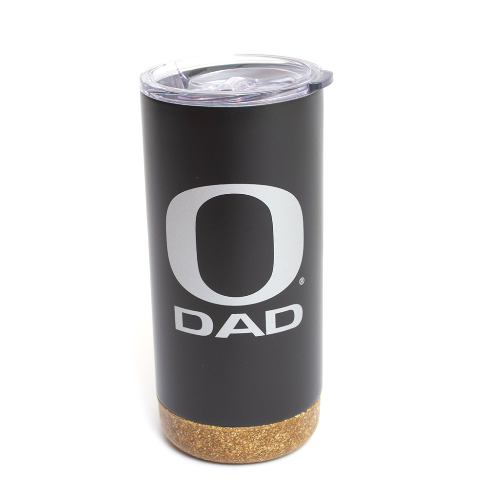 Classic Oregon O, Dad, 18 ounce, Travel, Tumbler
