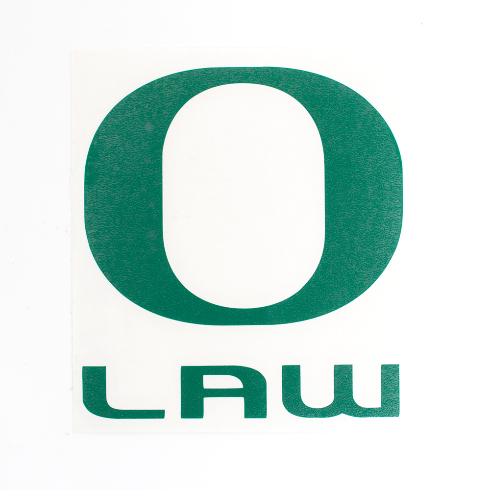 O Law Decal