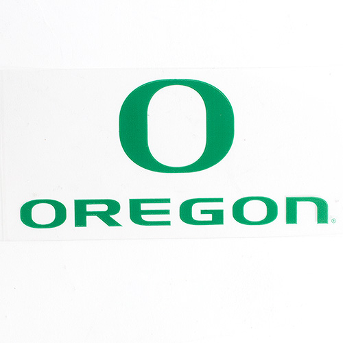 "Classic Oregon O, Oregon, Outside, 4"", Decal"