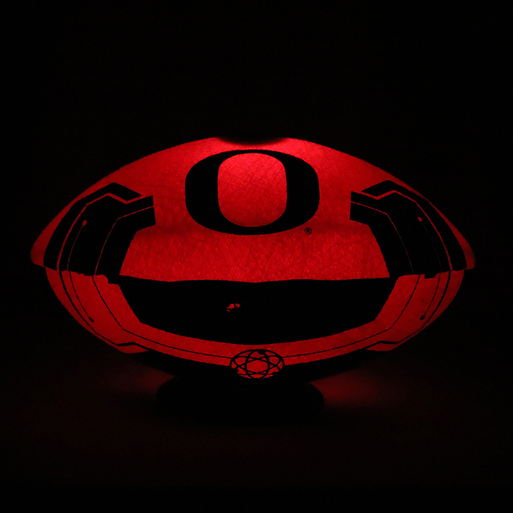 Oregon, LED, Football