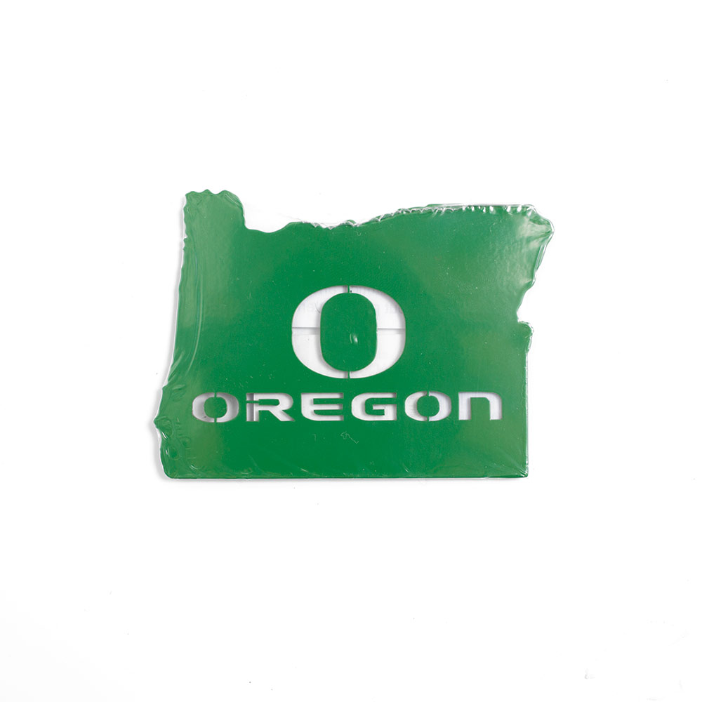 O Oregon Powder Coated Magnet