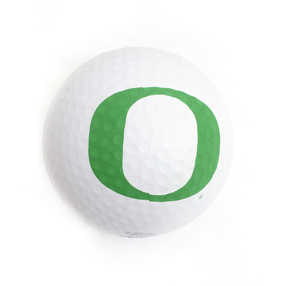 O-logo, Rubber, Golf ball