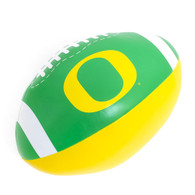 "Classic Oregon O, Oversized, 11"", Softee, Football"
