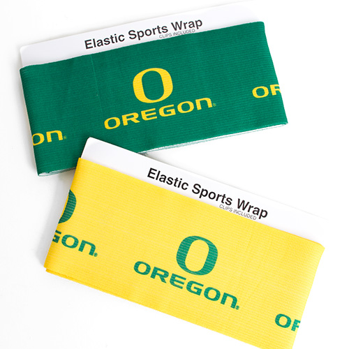 Classic Oregon O, Sports Wrap, 3""