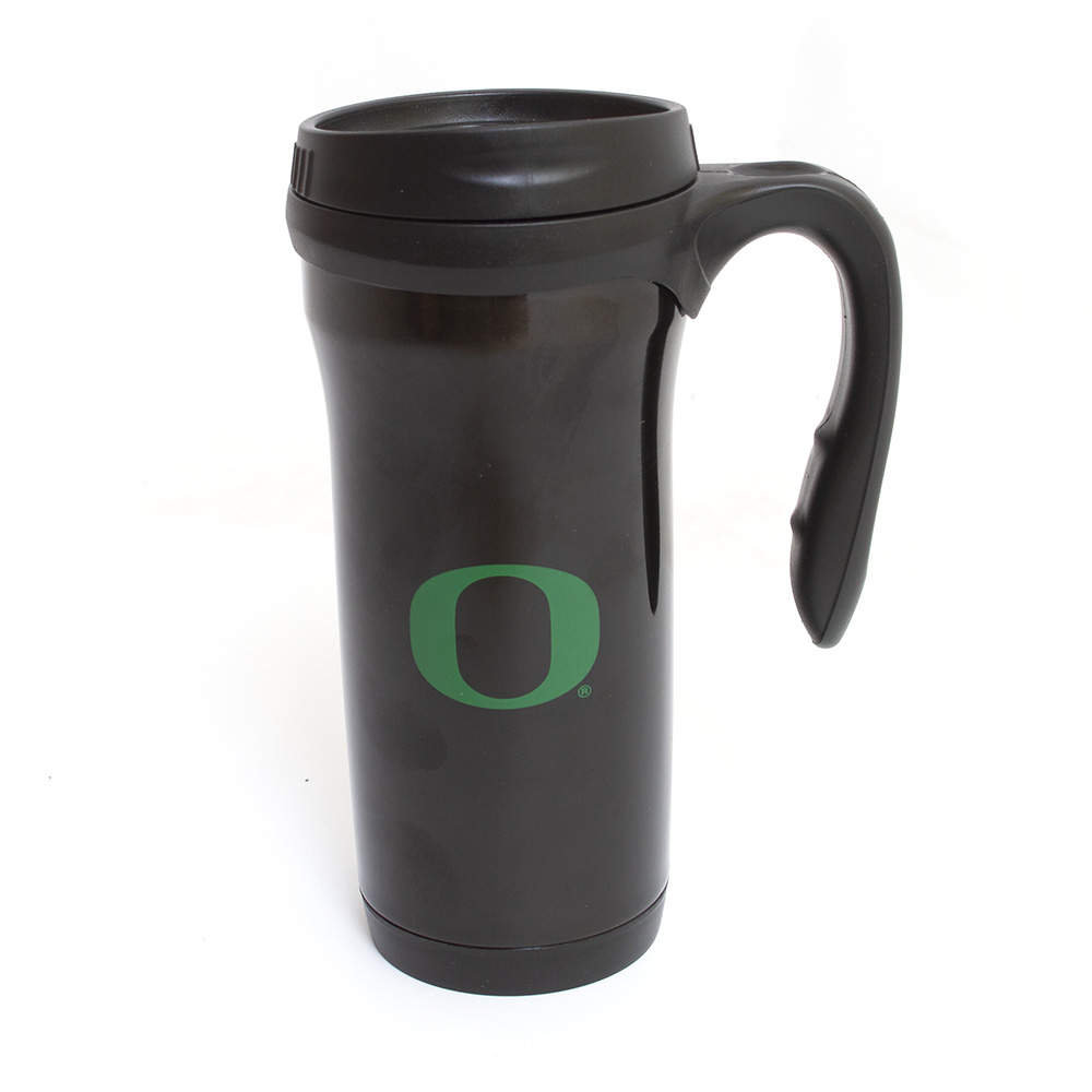 Classic Oregon O, Travel, Mug