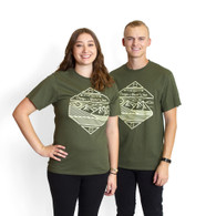 Great PNW, Printed, Oregon State, T-Shirt