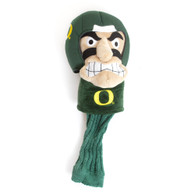 Oregon Mascot, Golf Head, Cover