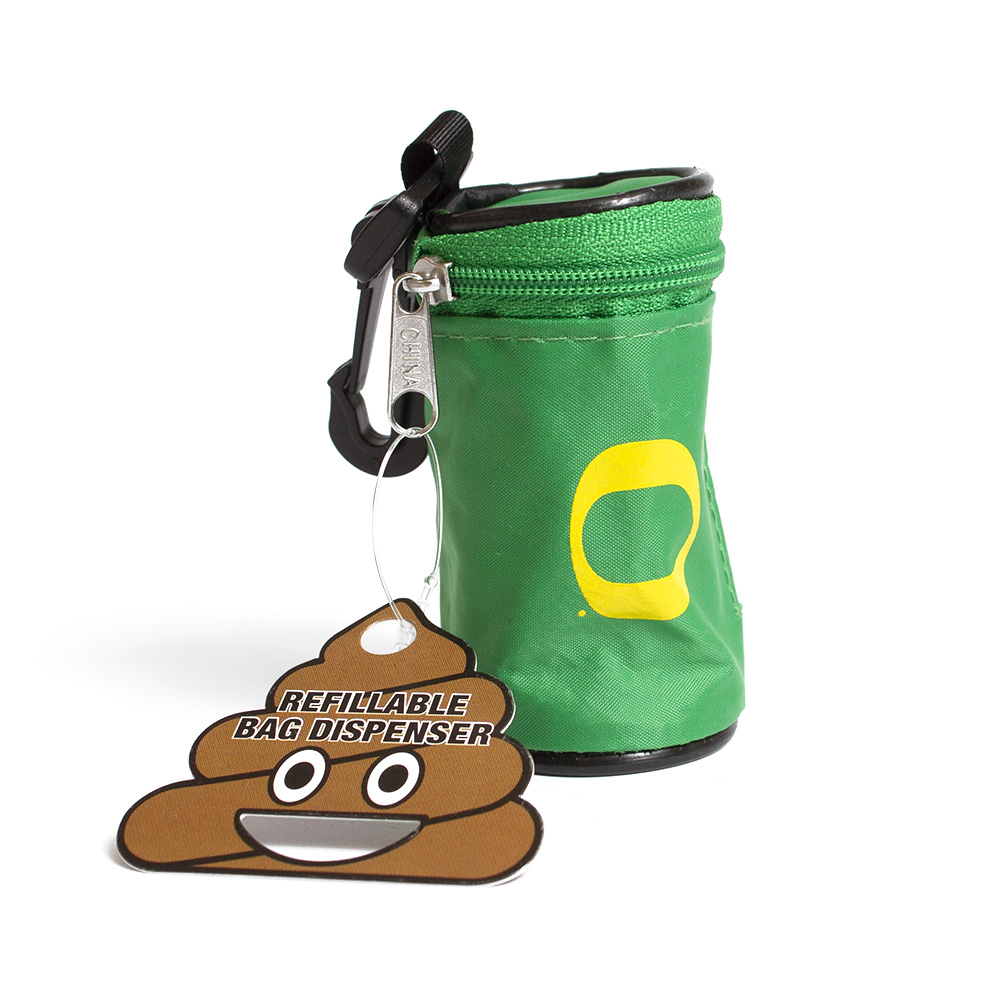 O-logo, Dog Waster Dispenser, Bags