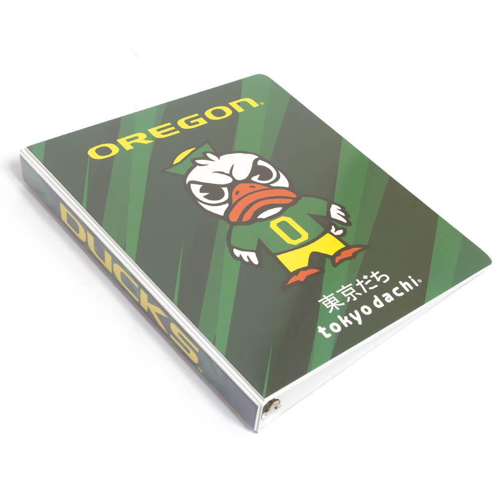 "Oregon, Tokyodachi, 1"", Imprinted, Binder"