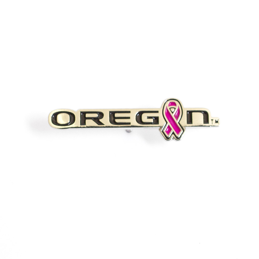 Oregon word-mark, BCA, Lapel Pin