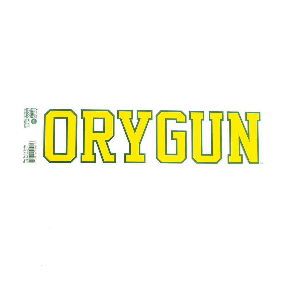 Oregon - Orygun, Pronunciation guide