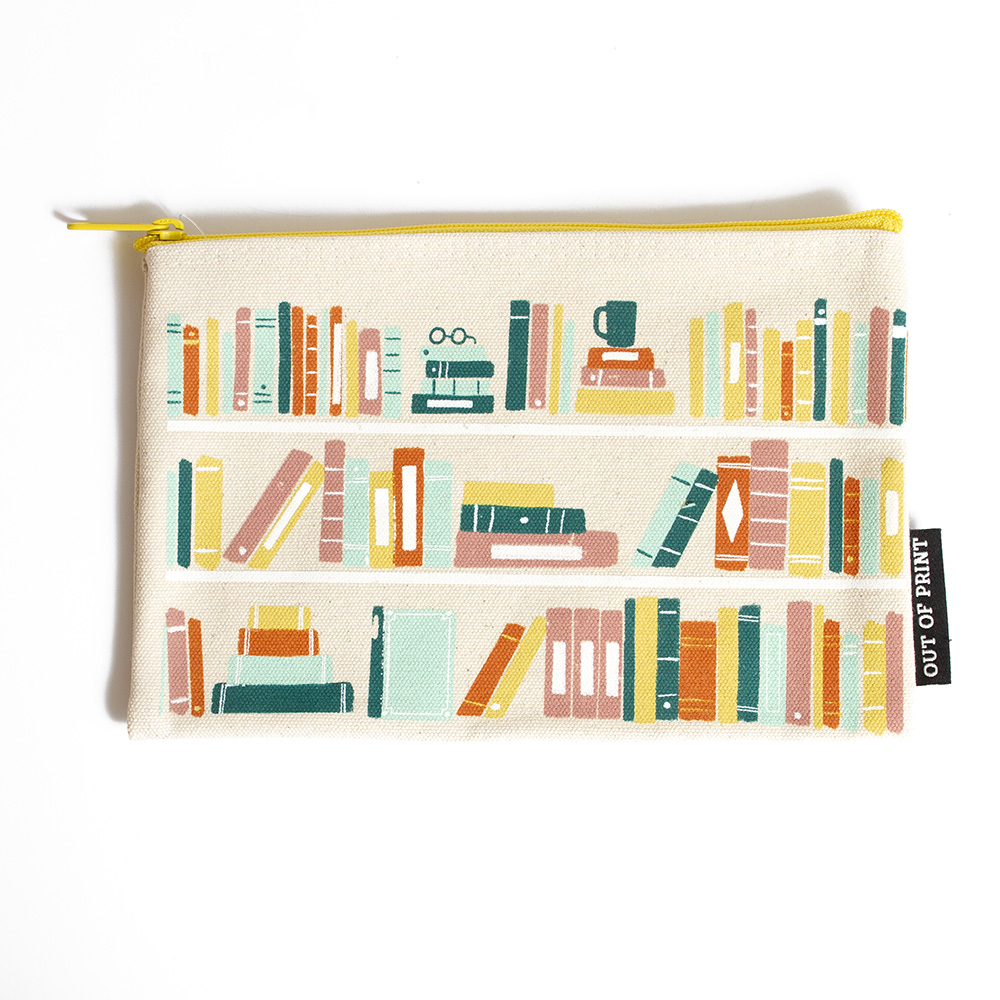 Out of Print, Pencil Pouch
