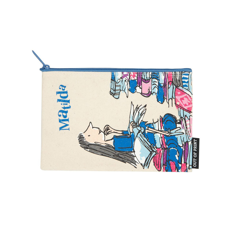 Out of Print, Cotton, Pouch