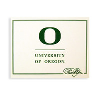 Overly Oregon Boxed Thank You Notecard Set 8pc