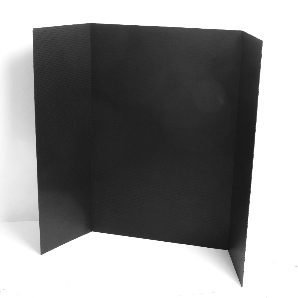 Pacon,Black,Project Display Board