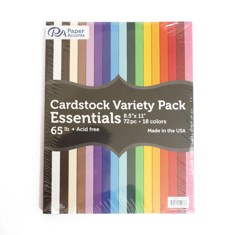Card-stock, Variety Pack