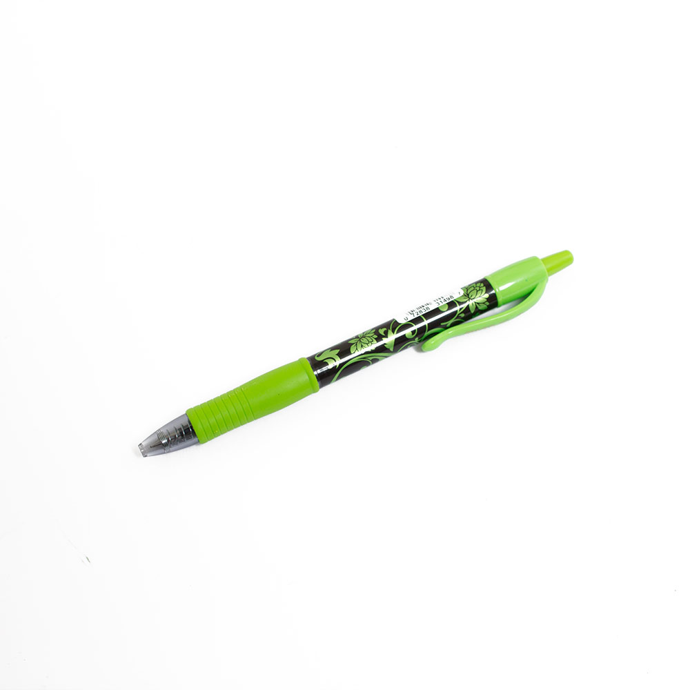 Pilot, G2, Retractable, Gel Ink, Pen, Fashion, Lime