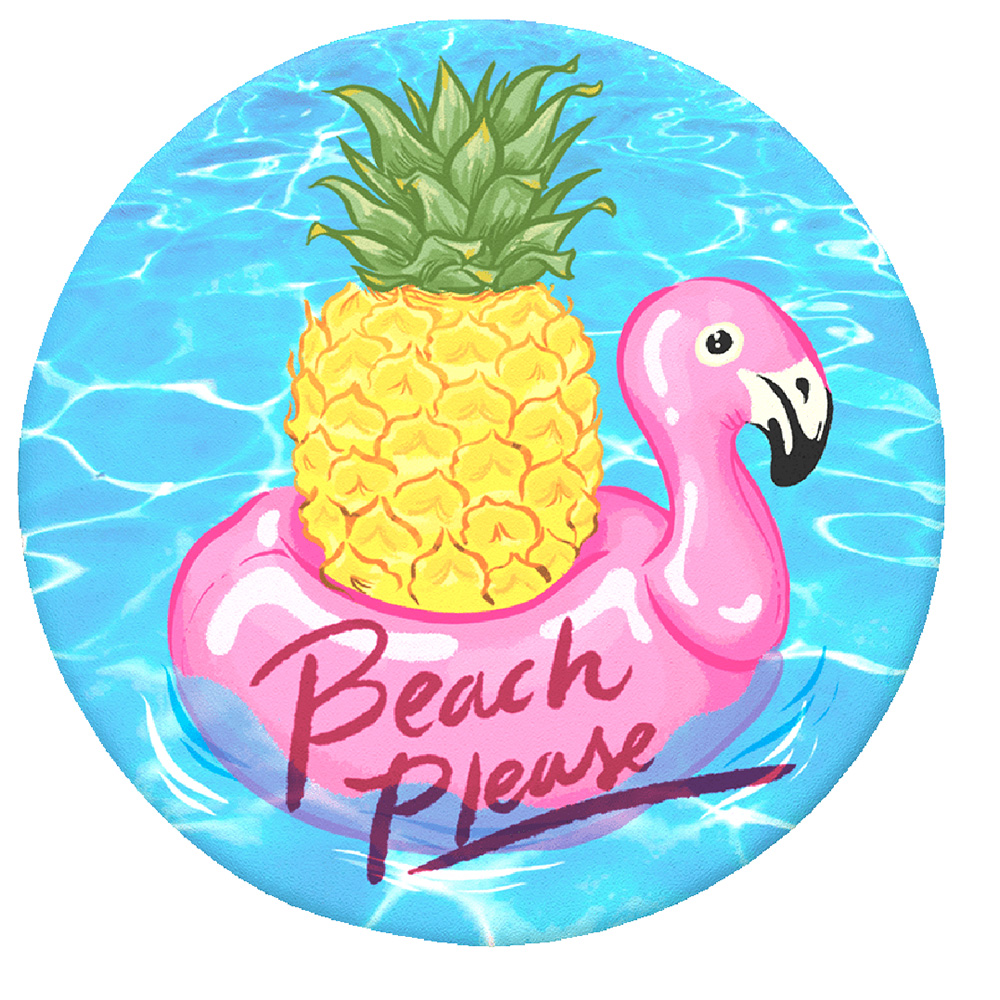 PopSocket, Swappable, PopGrip, Beach Please