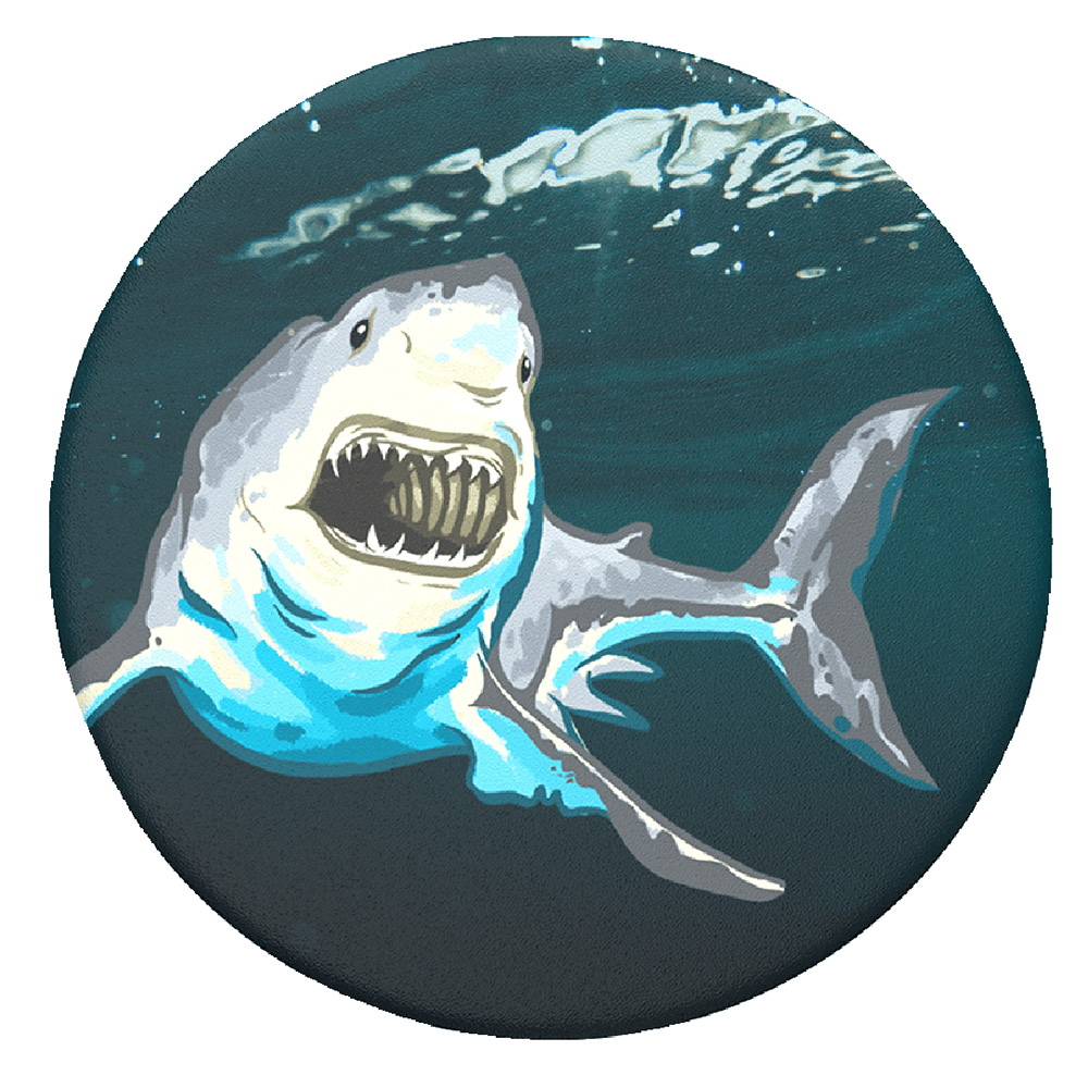 PopSockets, Swappable, PopTop, Great White