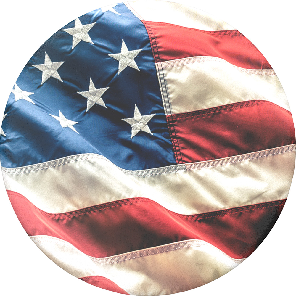 PopSockets, Travel, Swappable, PopGrip, Flag