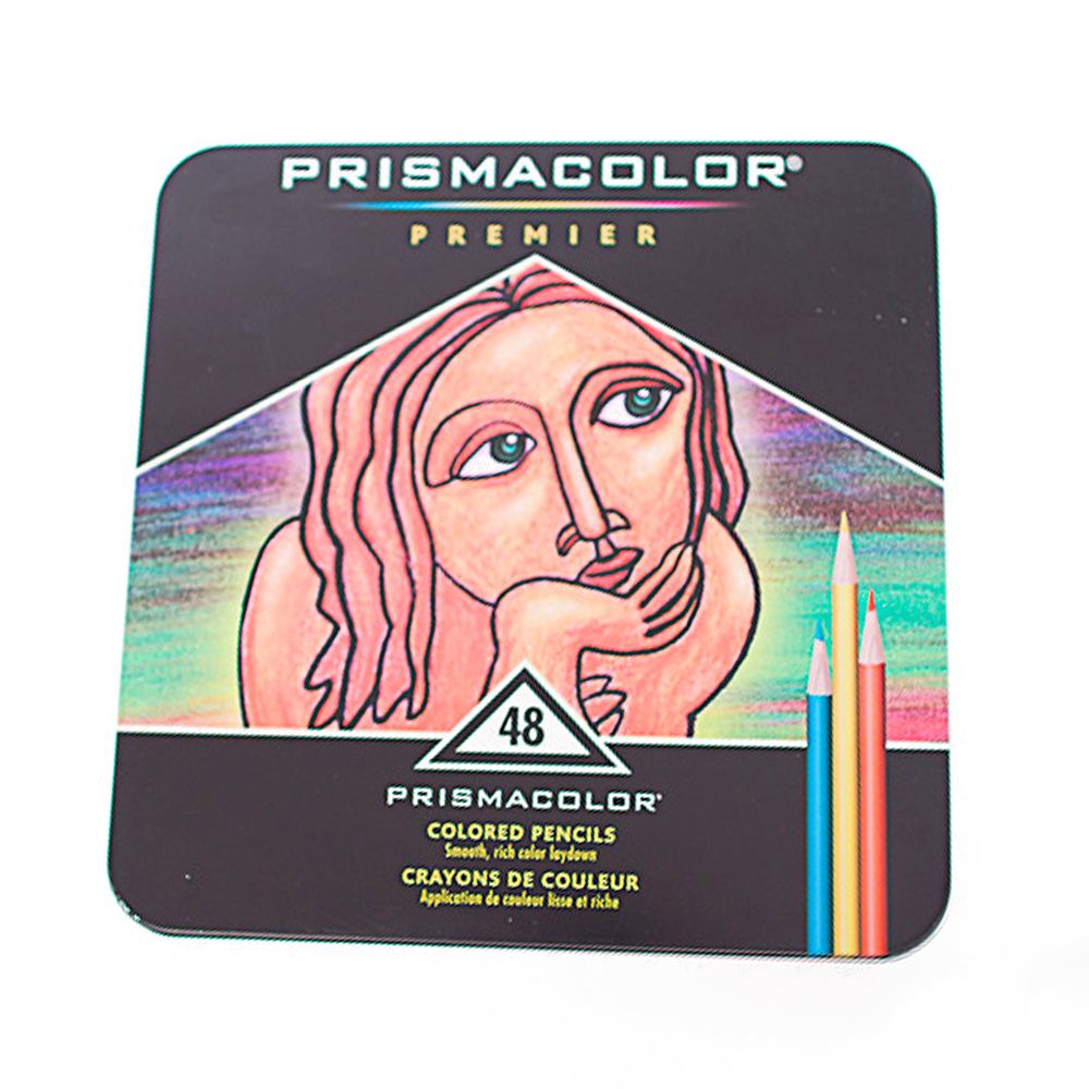 Prismacolor Thick Core Colored Pencil 48 Set