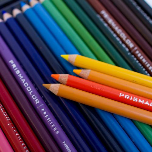 prismacolor thick core colored pencil