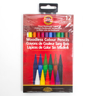 Progresso Kohinoor Progresso Woodless Pencil 12 Color Set