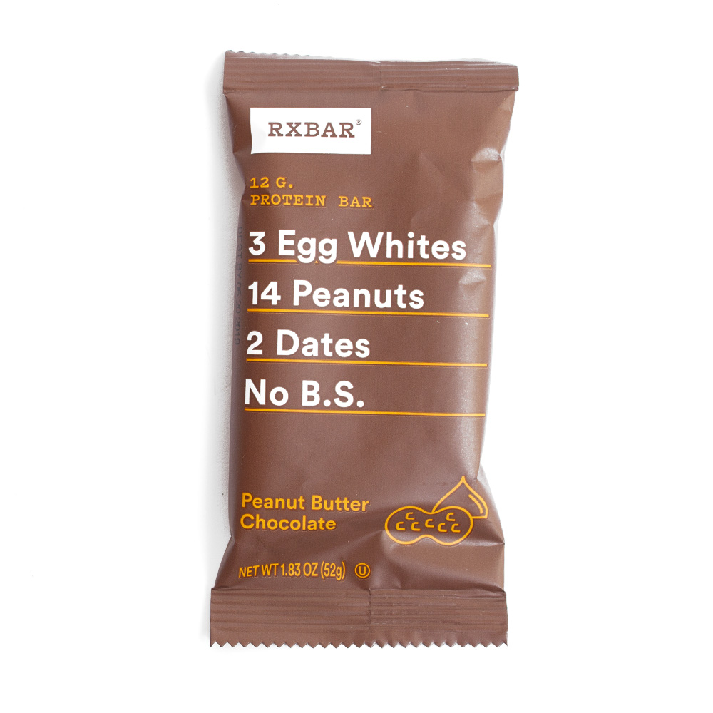 RX Bar, Energy Bar, Snack