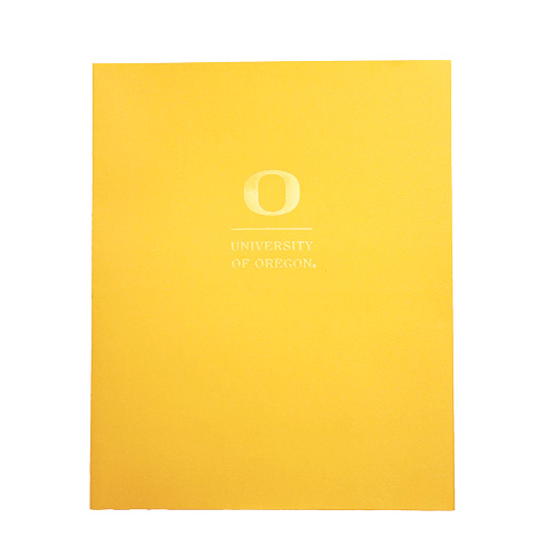 Roaring Springs Academic O Matte Folder
