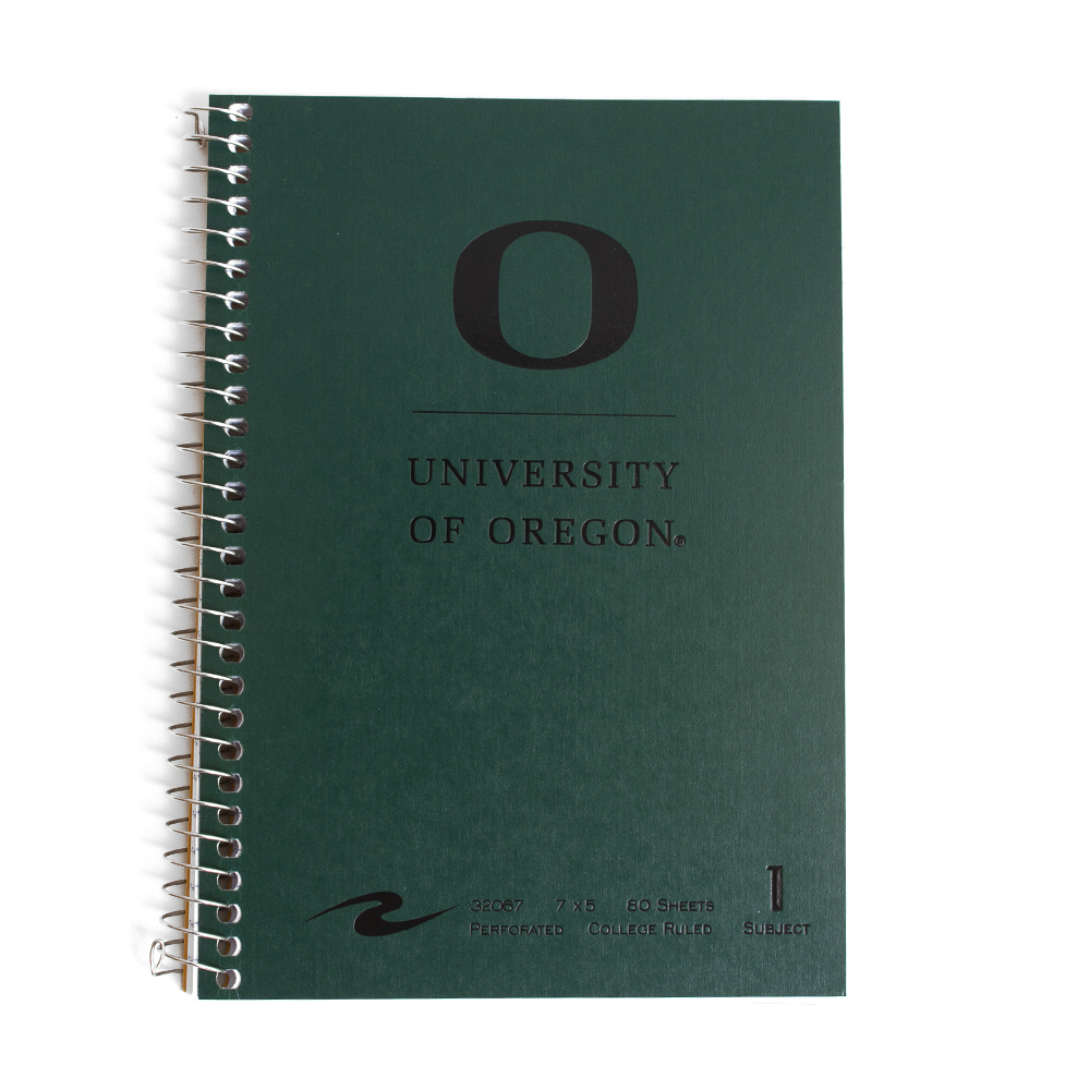 Roaring Spring, Academic, Classic Oregon O, Notebook