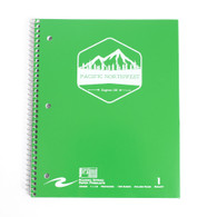 Roaring Spring, Pacific Northwest, 1-Subject, Spiral, Notebook
