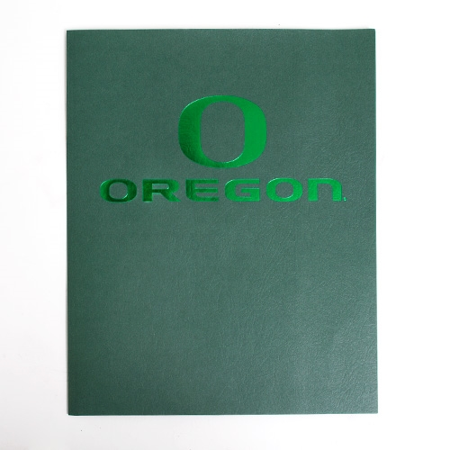 Roaring Springs Sports O Matte Folder_Green