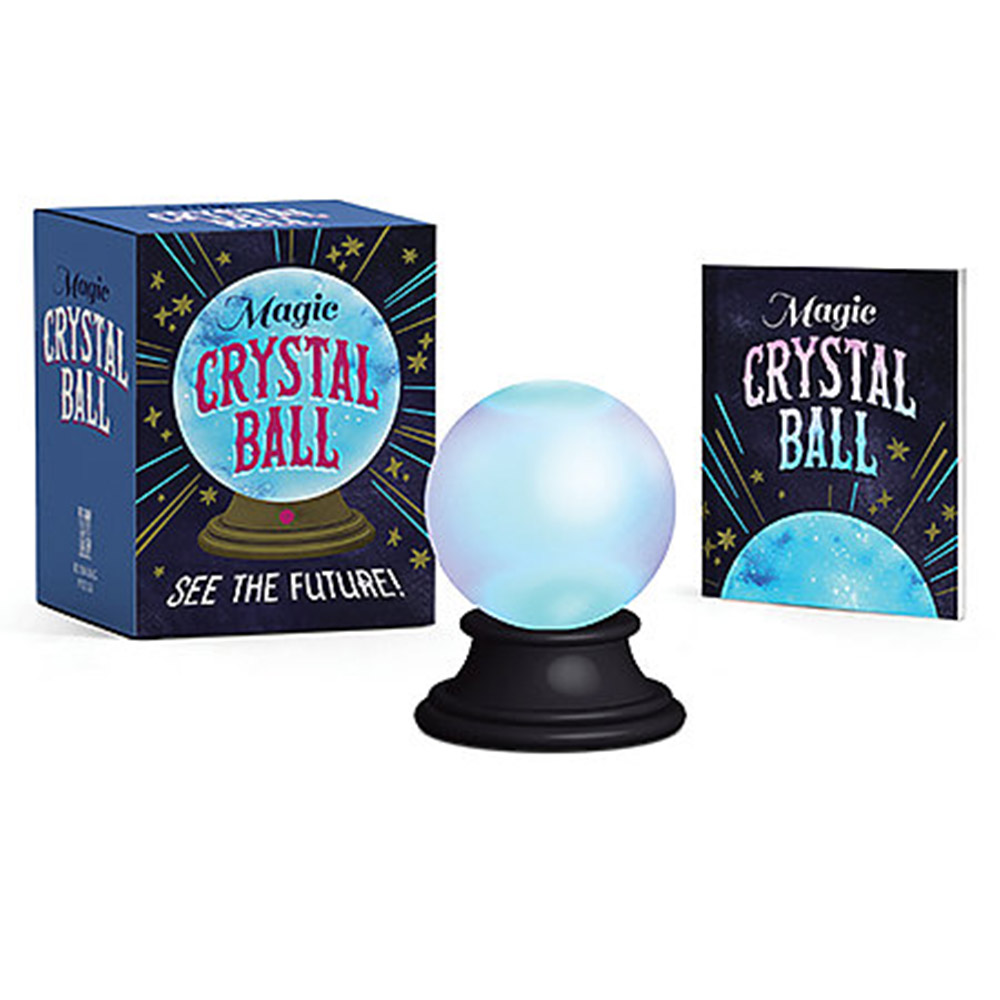 RunningPress, Toy, Kit, Magical Crystal Ball