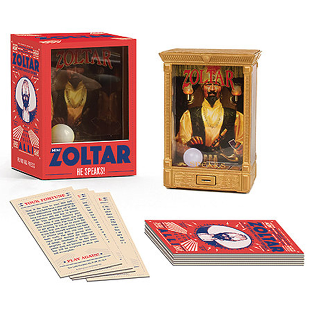 RunningPress, Toy, Kit, Mini Zoltar