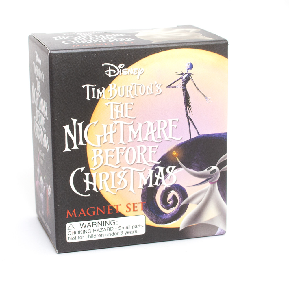 RunningPress, Tim Burton's, Nightmare Before Christmas