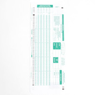 Scantron, Testing Form