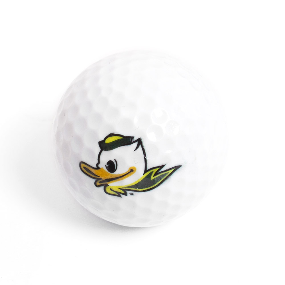 Duck Face, Fighting Duck, Single, Golf Ball