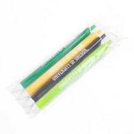 Spirit University of Oregon Pens 4 Pack