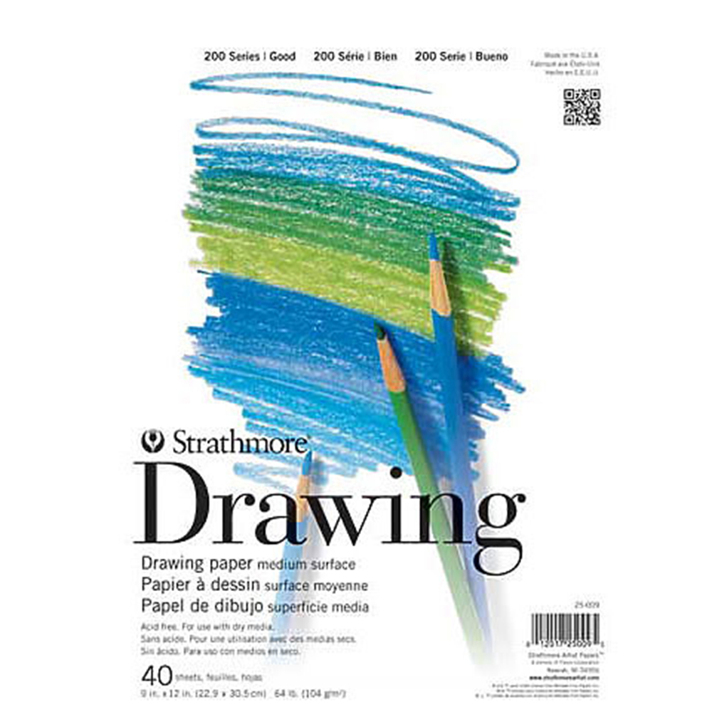 Strathmore, Drawing, Pad