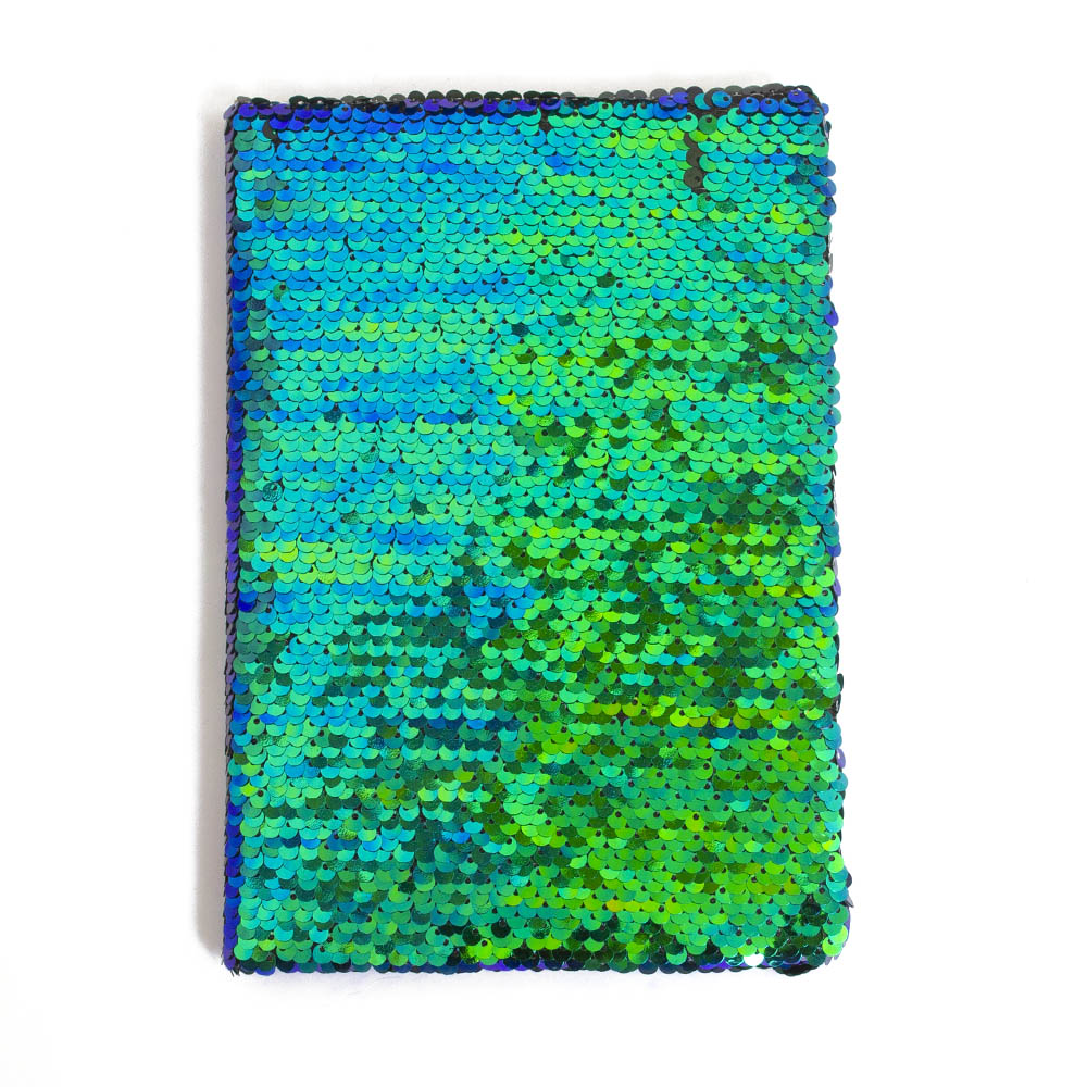 A5, Journal, Sequin