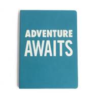 Studio Oh!, Leatheresque, Journal, Medium, Adventure