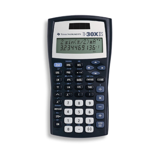 Texas Instruments, T30XIIS, Scientific, Calculator