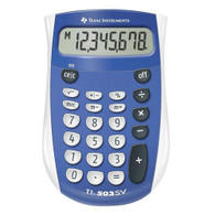 Texas Instruments TI-503 SV Basic Calculator
