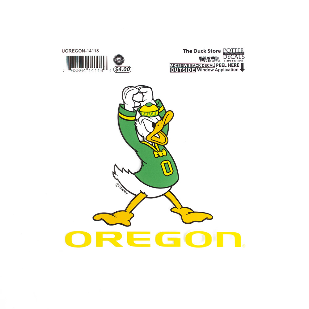 The Duck O Decal