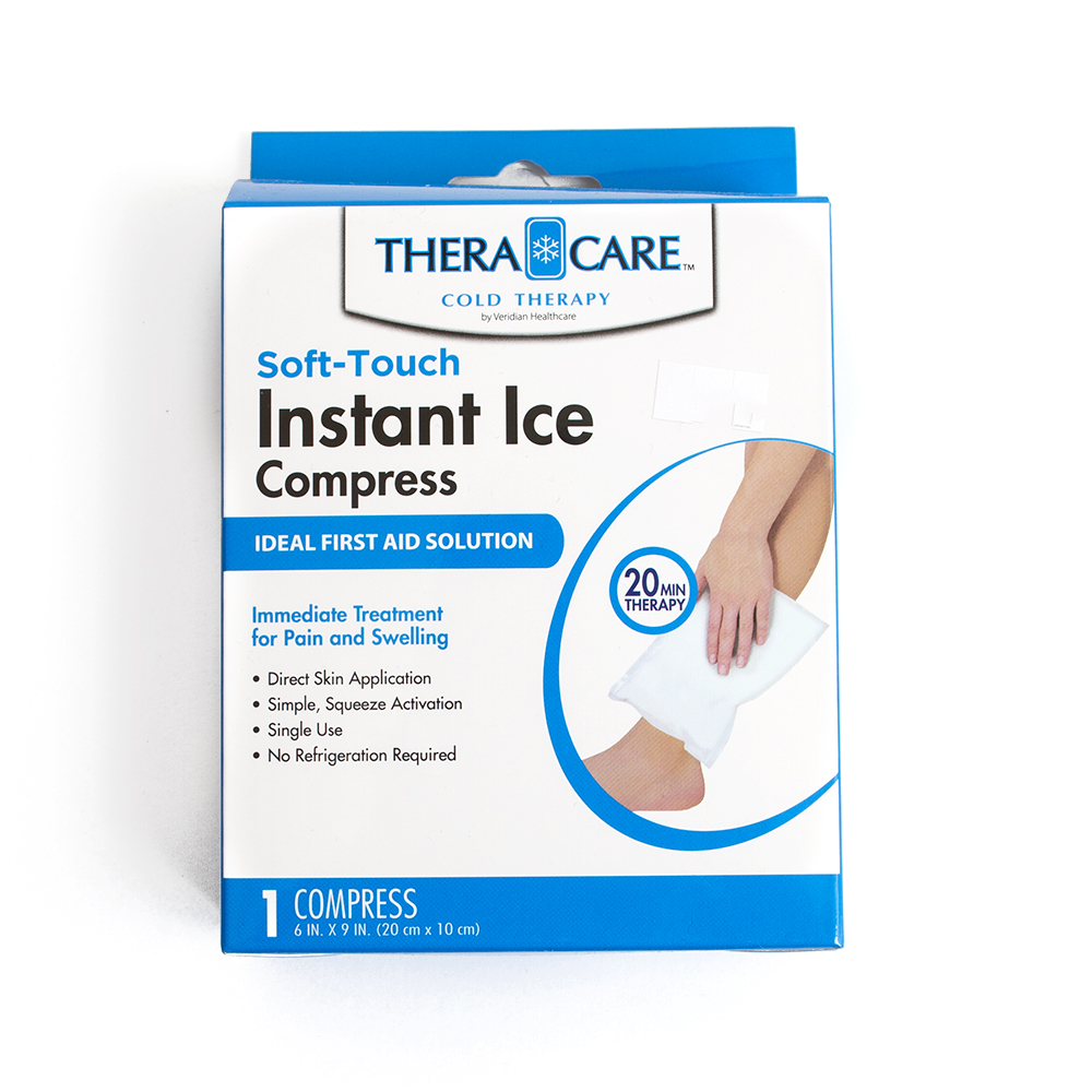 TheraCare, Instant, Ice Pack