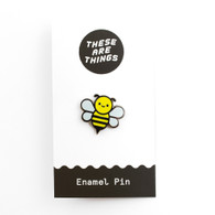 TheseAreThings, Enamel Pin, Novelty