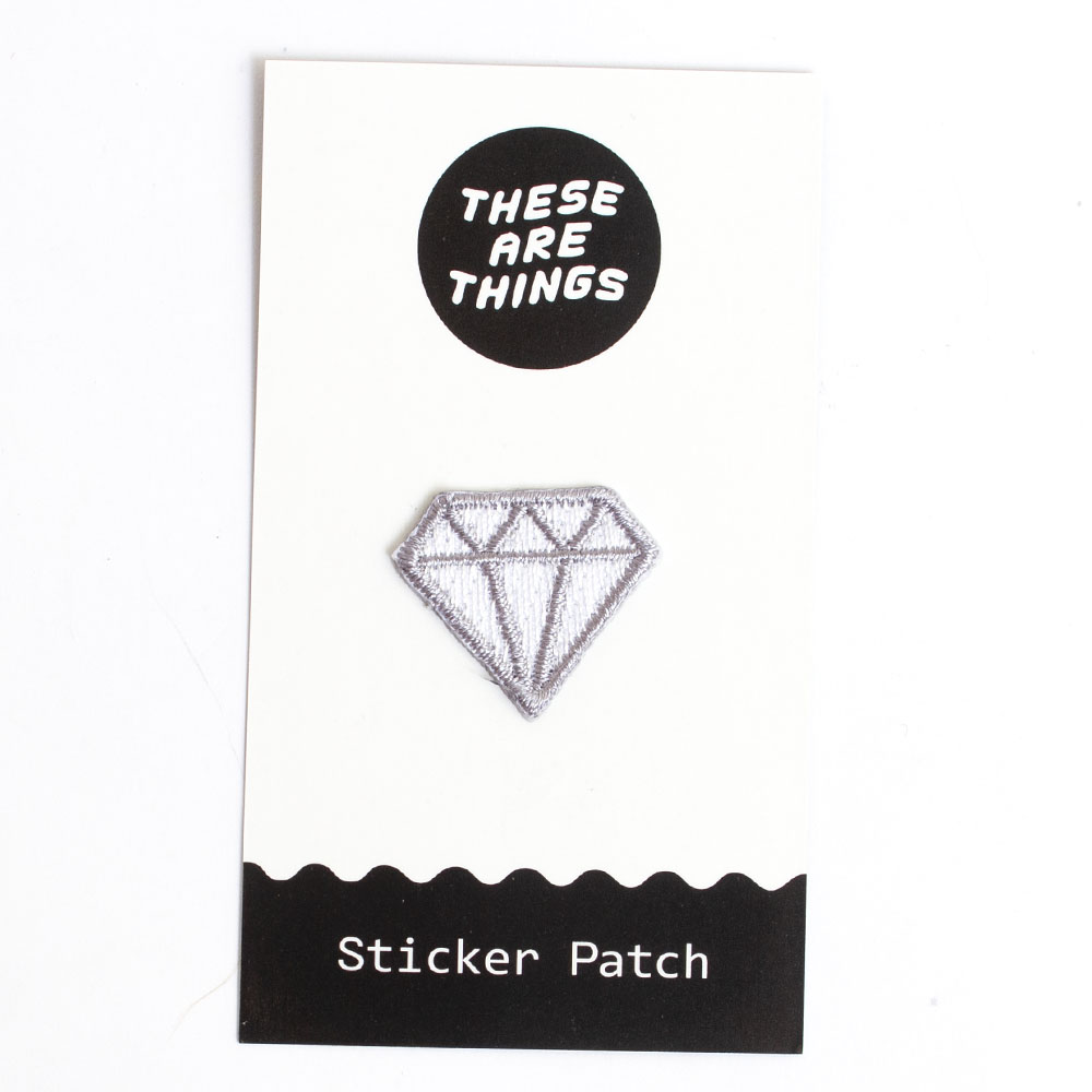 These Are Things, Fabric Patch, Diamond