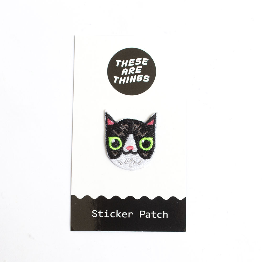 These Are Things, Fabric Patch, Cat