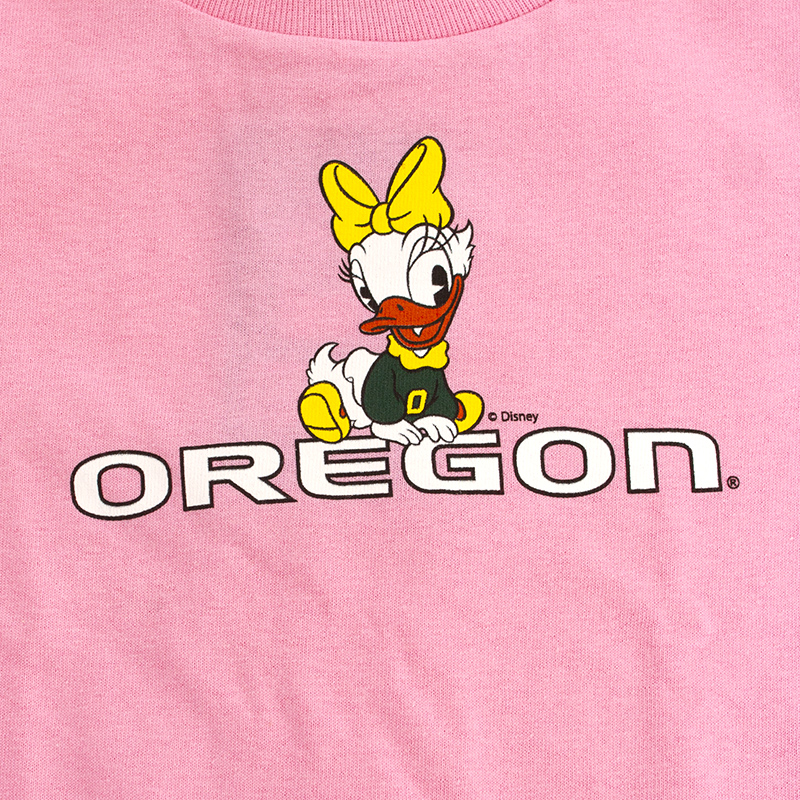 Oregon, Disney, Baby Girl, Duck Tee